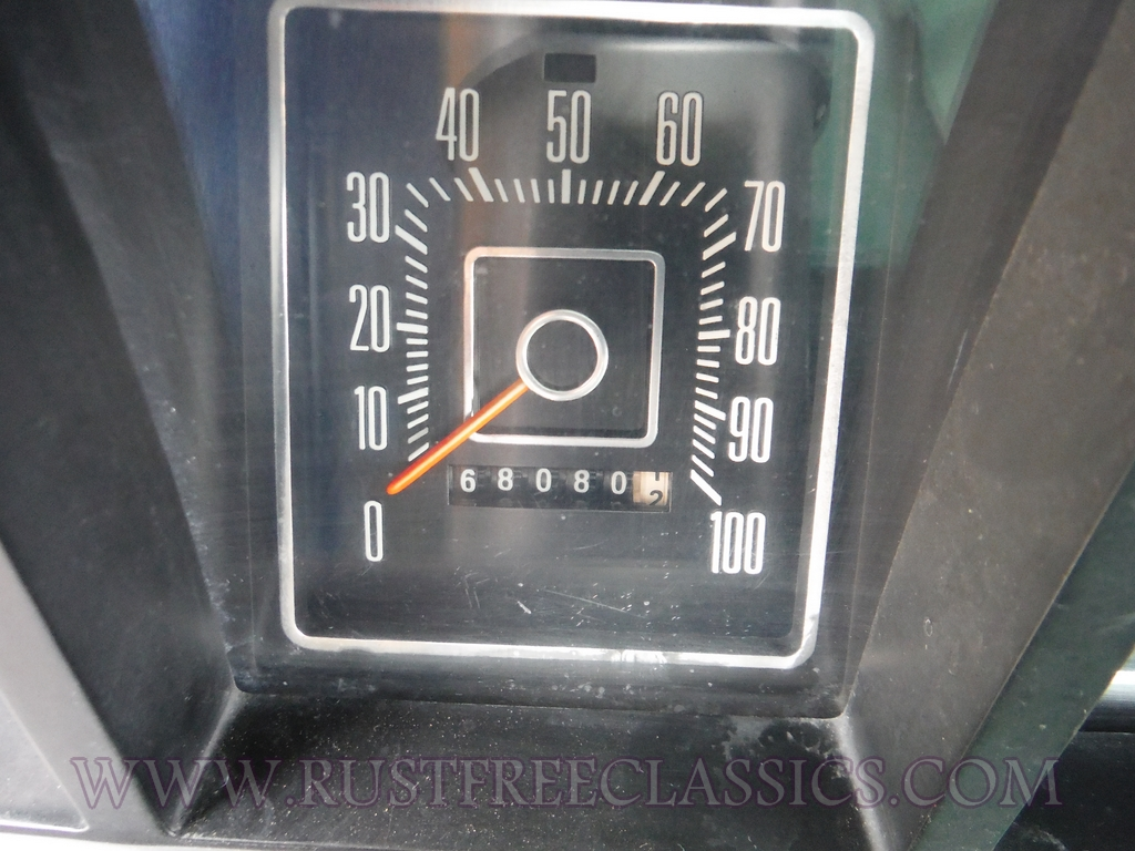 how to tell if an odometer has rolled over